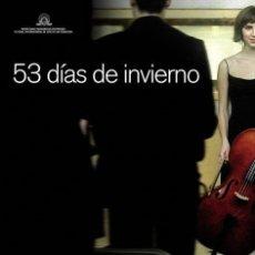 Cine: PELÍCULA DE CINE EN 35MM 53 DÍAS DE INVIERNO (2006). Lote 47489802