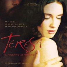 Cine: PELÍCULA LARGOMETRAJE DE CINE EN 35MM TERESA, EL CUERPO DE CRISTO (2007). Lote 47519382