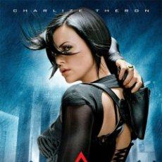 Cine: PELÍCULA DE CINE EN 35MM AEON FLUX (2005). Lote 47648877
