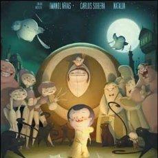Cine: PELÍCULA LARGOMETRAJE DE CINE EN 35MM NOCTURNA (2007) - ANIMACIÓN -. Lote 47755161