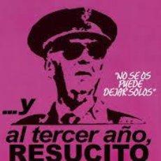 Cinéma: TRÁILER PELÍCULA DE CINE EN 35MM ...Y AL TERCER AÑO RESUCITÓ (1980). Lote 48159140