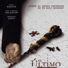 Cine: PELÍCULA DE CINE EN 35MM EL ÚLTIMO JUSTO (2007). Lote 47769643
