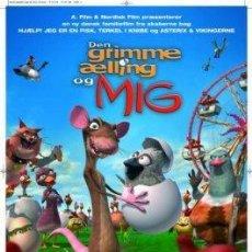 Cine: PELÍCULA DE CINE EN 35MM EL PATITO FEO Y YO (2006) - ANIMACIÓN -. Lote 47789438