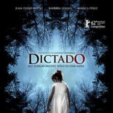 Cine: PELÍCULA DE CINE EN 35MM DICTADO (2012). Lote 47854156