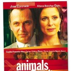 Cine: PELÍCULA LARGOMETRAJE DE CINE EN 35MM ANIMALES HERIDOS (2006). Lote 47890365