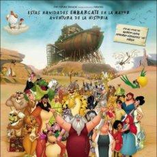 Cine: TRÁILER PELÍCULA DE CINE EN 35MM EL ARCA DE NOÉ. Lote 54384439