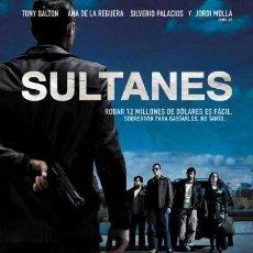 Cine: PELÍCULA DE CINE EN 35MM SULTANES DEL SUR (2007). Lote 48340410