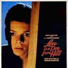 Cine: PELÍCULA DE CINE EN 35MM CRAZY LOVE (1987). Lote 50972998