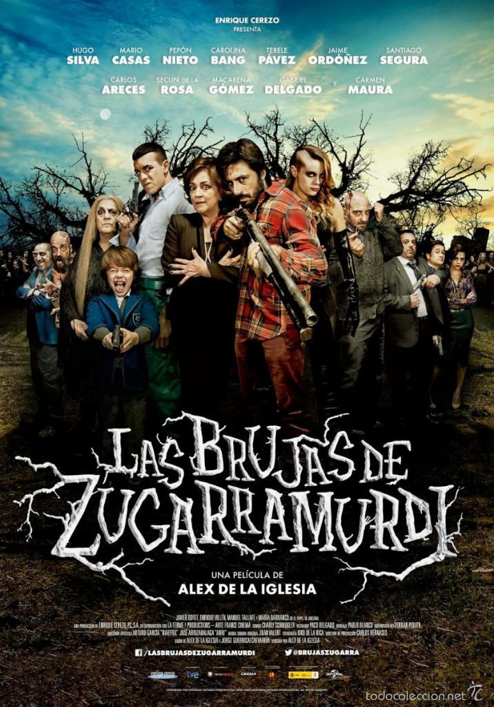 TRÁILER PELÍCULA DE CINE EN 35MM LAS BRUJAS DE ZUGARRAMURDI (Cine - Películas - 35 mm)