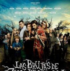 Cine: TRÁILER PELÍCULA DE CINE EN 35MM LAS BRUJAS DE ZUGARRAMURDI. Lote 155357293