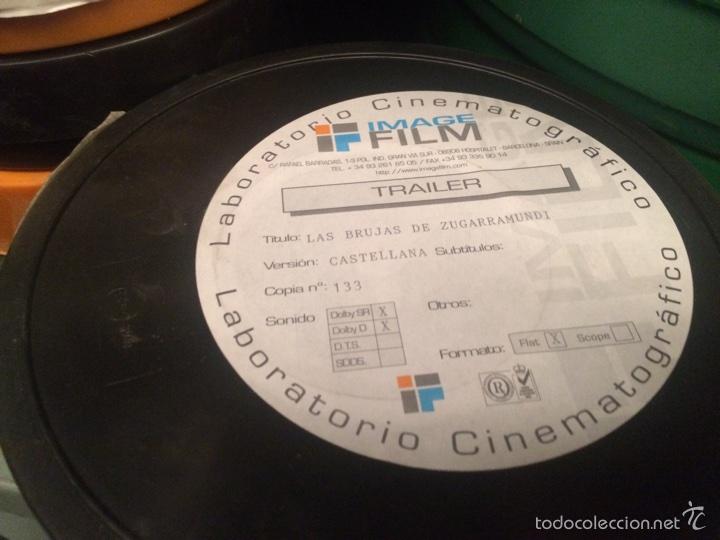 Cine: Tráiler película de cine en 35mm LAS BRUJAS DE ZUGARRAMURDI - Foto 2 - 155357293