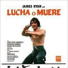 Cine: PELÍCULA DE CINE EN 35MM KILL OR BE KILLED (LUCHA O MUERE) (1976). Lote 68702861