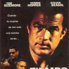 Cine: TRÁILER PELÍCULA DE CINE EN 35MM TIEMPO LÍMITE. Lote 208711343