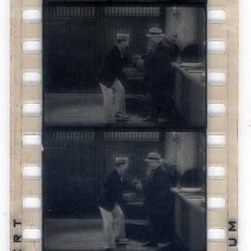 Cine: ANTIGUA PELICULA MUDA EN 35 MM BILLY BEVAN. ANTES QUE TE CASES. CARTELAS EN ESPAÑOL. 1929. ORIGINAL.. Lote 81102560