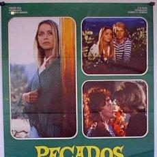 Cine: PECADOS DE JUVENTUD - PELICULA DE CINE 35 MM. DAGMAR LASSANDER ,GLORIA GUIDA. Lote 81359028