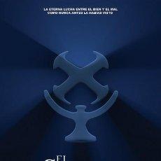 Cine: TRÁILER PELÍCULA DE CINE EN 35MM EL GUERRERO SIN NOMBRE. Lote 83766412