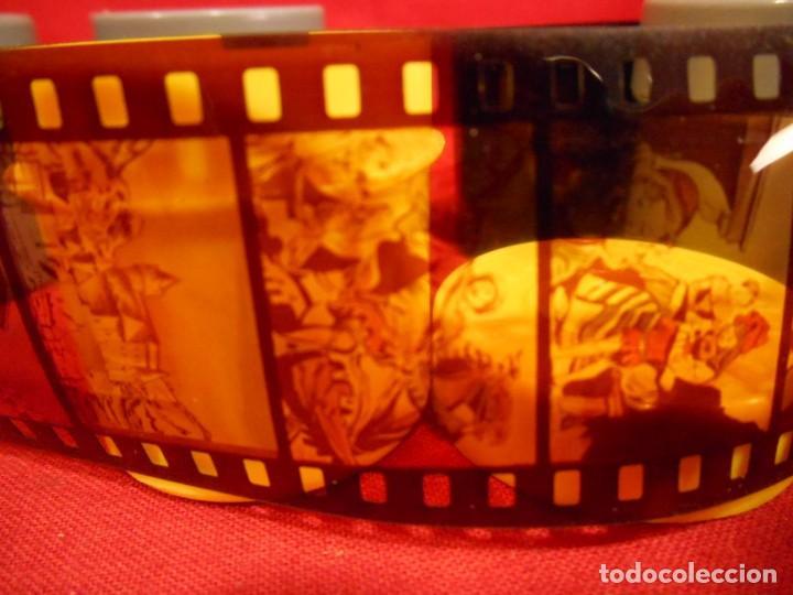 Cine: LOTE DE CUATRO PELICULAS FILMINAS DE 35MM - Foto 2 - 84579084