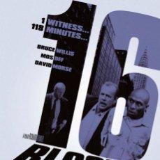 Cine: PELÍCULA DE CINE EN 35MM 16 CALLES (2006). Lote 84867512