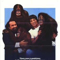Cine: PELÍCULA LARGOMETRAJE DE CINE EN 35MM VOY A VOLVERME MICO (1981). Lote 86495671
