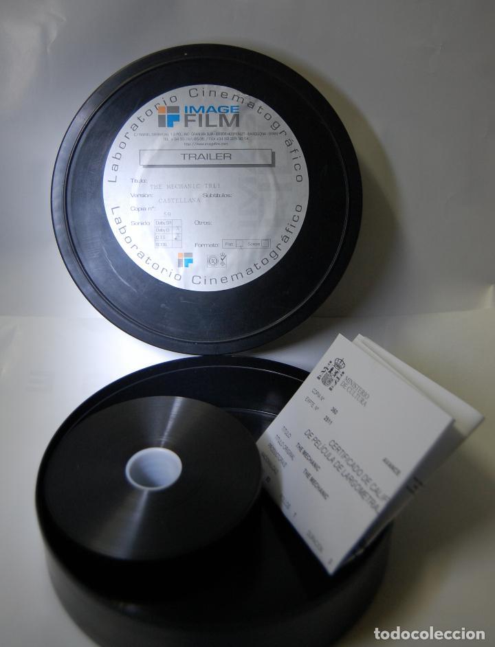 TRAILER DE CINE EL MECÁNICO 35 MM (Cine - Películas - 35 mm)