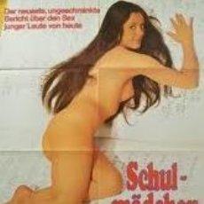 Cine: PELÍCULA LARGOMETRAJE DE CINE EN 35MM SEXUALIDAD EN LAS AULAS (1973). Lote 102111591