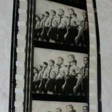 Cine: PELICULA ORIGINAL NAZI OLIMPIADAS JUVENTUDES NAZIS 35 MM PROPAGANDA NAZISMO. Lote 103500707