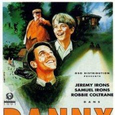 Cine: PELÍCULA LARGOMETRAJE DE CINE EN 35MM DANNY CAMPEÓN DEL MUNDO (1989). Lote 107803455