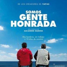 Cinéma: TRÁILER PELÍCULA DE CINE EN 35MM SOMOS GENTE HONRADA. Lote 110676819