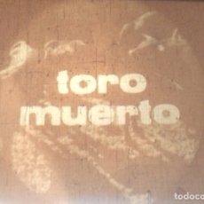 Cine: DOCUMENTAL EN PELÍCULA DE CINE 35MM TORO MUERTO. Lote 111425215