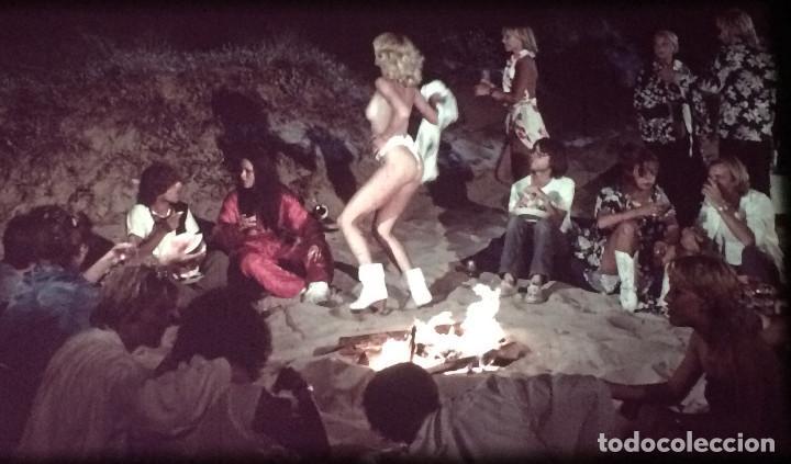 Cine: Película largometraje de cine en 35mm FIEBRE DE NOCHE DE VERANO (1978) - Foto 16 - 111511623