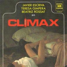 Cine: TRÁILER PELÍCULA DE CINE EN 35MM CLÍMAX (AMENAZA EN LAS AULAS). Lote 111545731