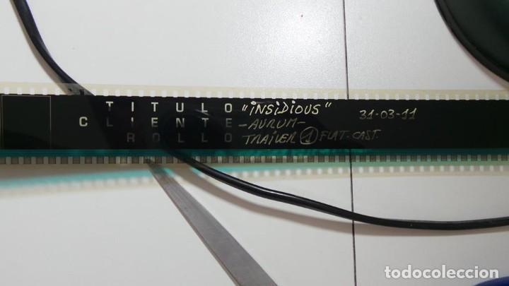 Cine: TRAILER INSIDIOUS-35 MM,IMPECABLE - Foto 9 - 111871571