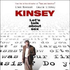 Cine: TRÁILER PELÍCULA DE CINE EN 35MM KINSEY. Lote 112871479