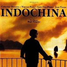Cine: TRÁILER PELÍCULA DE CINE EN 35MM INDOCHINA. Lote 115033335
