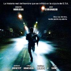 Cine: PELÍCULA DE CINE EN 35MM EL LOBO (2004). Lote 117293403