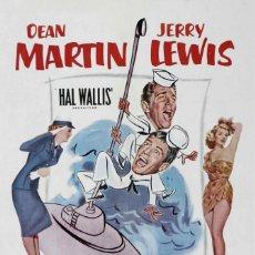 Cine: PELÍCULA DE CINE EN 35MM VAYA PAR DE MARINOS (1952) INCOMPLETA, LEER DESCRIPCIÓN.. Lote 120042171