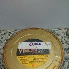 Cine: CAJA METALICA CON ROLLO NEGATIVO VIRGEN KODAK VISION. Lote 206506475