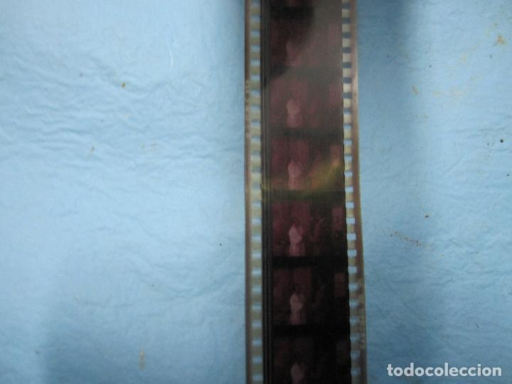 Cine: ANTIGUA PELICULA IGNORO MM DE LA MISMA NOMBRE DE LA PELICULA SAFETY FILM EAS TMAN 18 711 PLA TOGRA - Foto 6 - 128108087