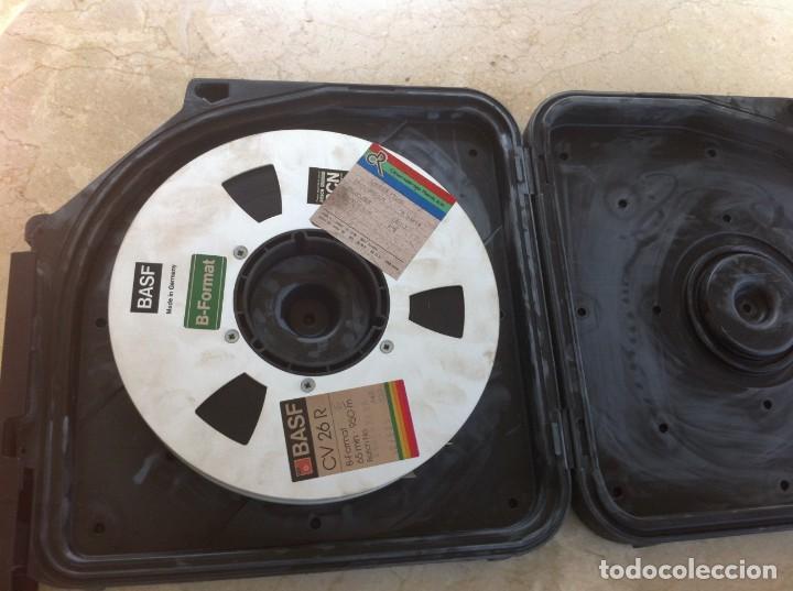 Cine: 2 Cintas Film Original Película Cine Tres Amigos 2ª y 3ª parte. Lauren Films. Chematiraje Riera. - Foto 4 - 130794192