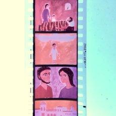 Cine: PELÍCULA EDUCATIVA VIE DE JESÚS FILM ESCOLAR FRANCÉS 35MM DE B.P. COLOR COLEGIO EASTMANCOLOR. Lote 133601854