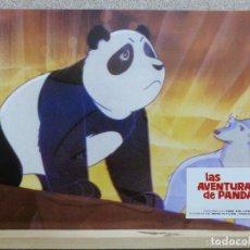 Cine: LAS AVENTURAS DE PANDA ( ANIME JAPON) - LARGOMETRAJE PELICULA DE CINE 35 MILIMETROS. Lote 134902306