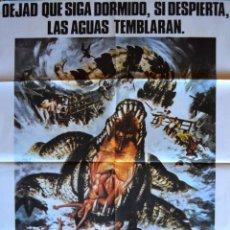 Cine: COCODRILO - LARGOMETRAJE PELICULA DE CINE 35 MILIMETROS. Lote 134905062