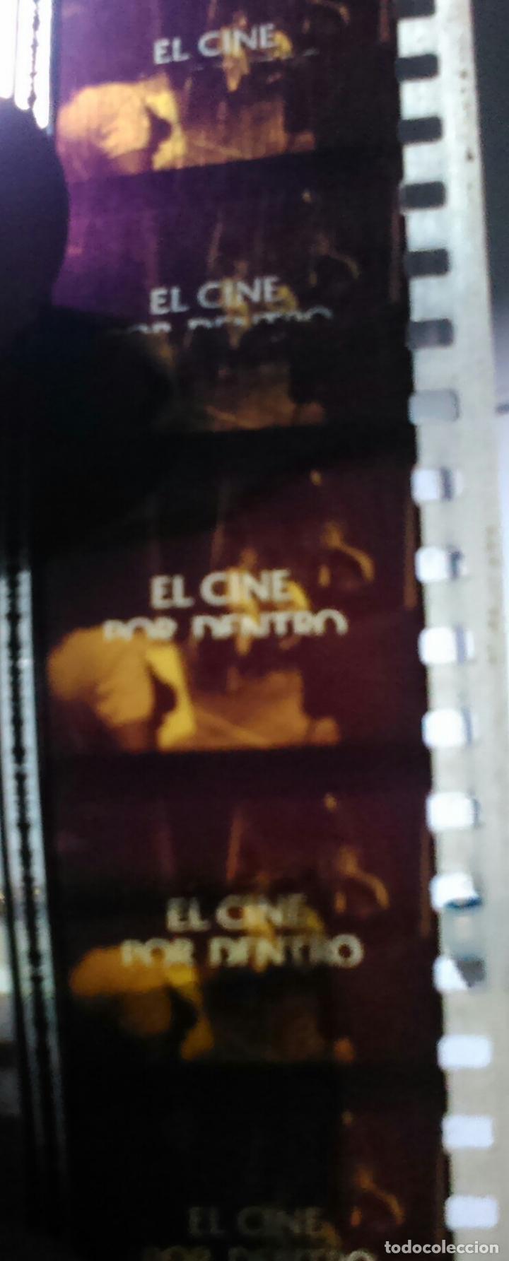 Cine: Rollo celuloide film película 35 mm, El cine por Dentro - Foto 2 - 137458190
