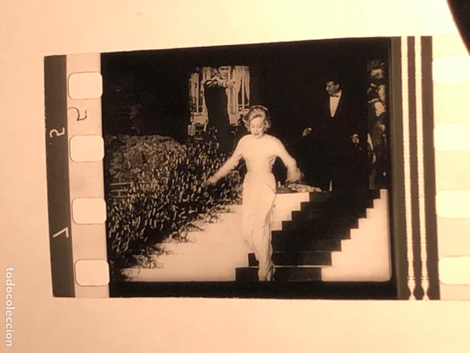 MARLENE DIETRICH.FRAGMENTO DE PELÍCULA DE 35 MM (Cine - Películas - 35 mm)