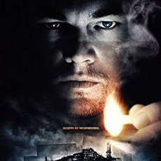 Cine: TRÁILER PELÍCULA DE CINE EN 35MM SHUTTER ISLAND. Lote 142912430
