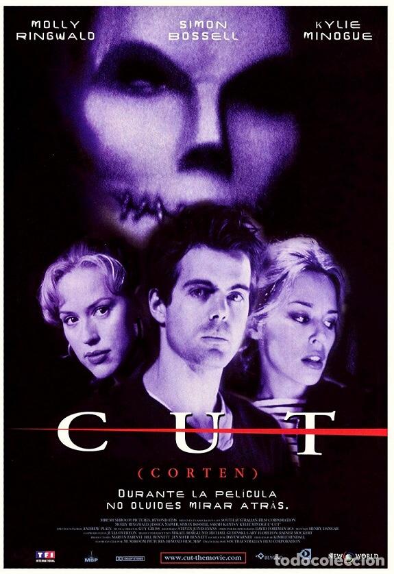 PELÍCULA LARGOMETRAJE DE CINE EN 35MM CUT (CORTEN) (2000) (Cine - Películas - 35 mm)