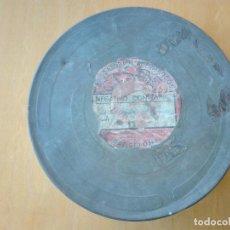 Cine: LA HISTORIA DEL TANGO 1949. BOBINA DE 35 MM, 4MINUTOS DE PELÍCULA. LATA LABORATORIOS CISAE BARCELONA. Lote 146377118