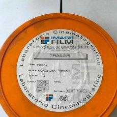 Cine: CAJA CON ROLLO DE PELICULA NAPOLA. Lote 148337626