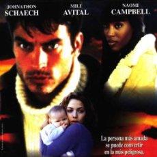 Cine: TRÁILER PELÍCULA DE CINE EN 35MM ACOSO A LA INTIMIDAD. Lote 151453486