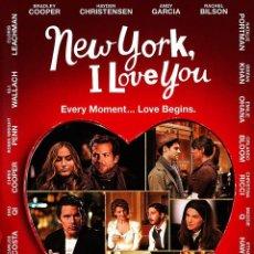 Cine: TRÁILER PELÍCULA DE CINE EN 35MM NEW YORK, I LOVE YOU. Lote 151453738